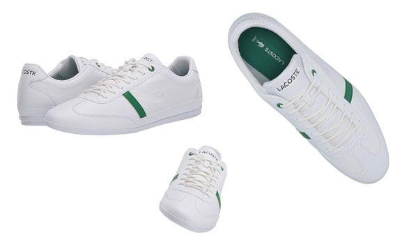 Giày Lacoste Misano 120 Size 39.5 Màu Trắng cho nam chính hãng Mỹ