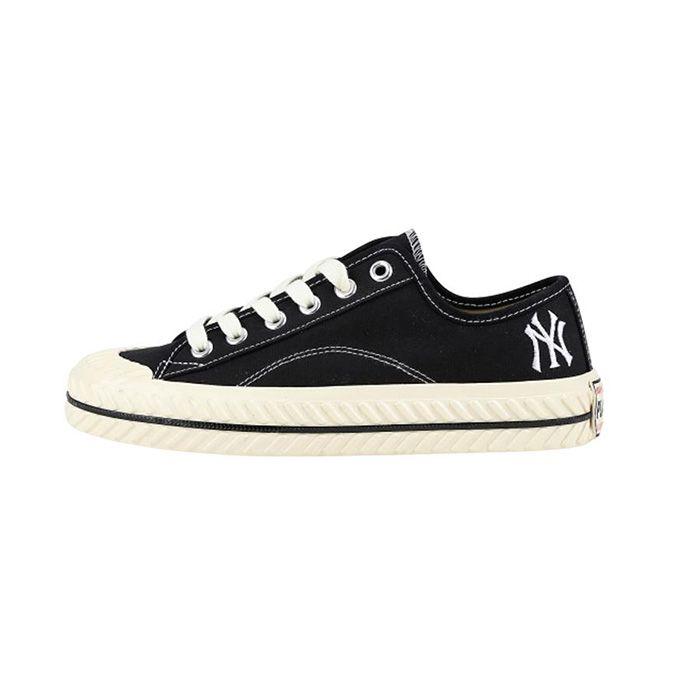 Đặc điểm nổi bật của Giày MLB Sneaker Playball Origin màu đen Size 230 - ảnh 1