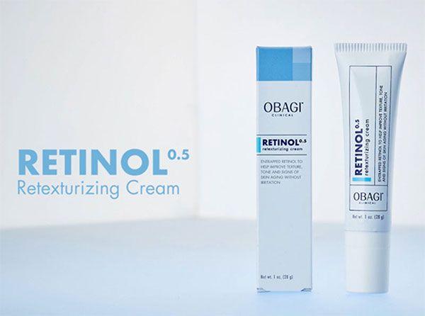 Giới thiệu Kem dưỡng Obagi Clinical Retinol 0.5 Retexturizing Cream