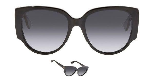 Đặc điểm kính Dior Night Grey Gradient Cat Eye Men's Sunglasses DIORNIGHT1 807/HD
