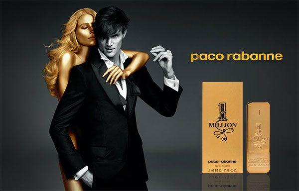 Mùi hương nước hoa Paco Rabanne 1 Milion lịch lãm, vui vẻ