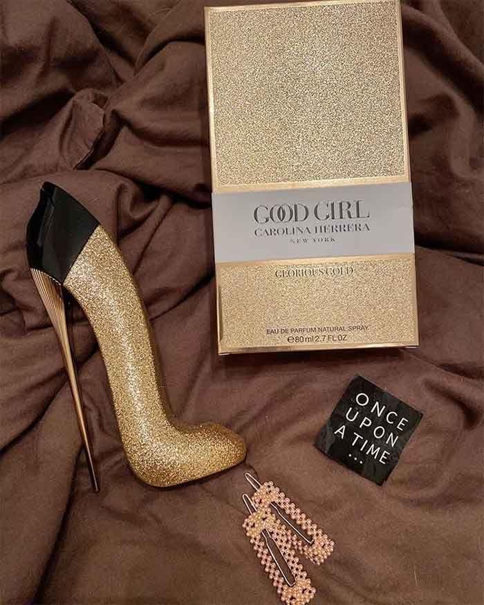 Mua Nước Hoa Nữ Carolina Herrera Good Girl Glorious Gold 80ml - Carolina  Herrera - Mua tại Vua Hàng Hiệu h024676