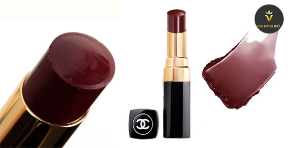 Chất son Chanel Rouge Coco Shine 128