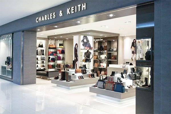 Giới thiệu thương hiệu Charles & Keith