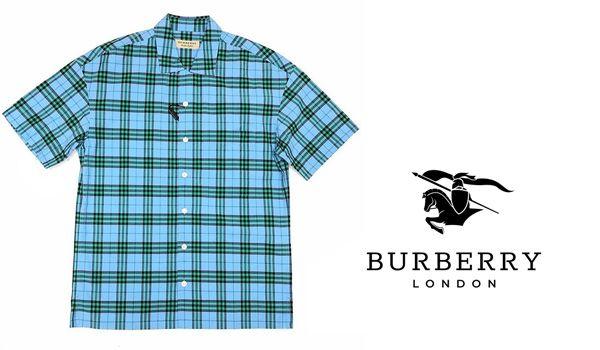 Đặc điểm của Áo Burberry London England Cotton Check Short Sleeve Shirt