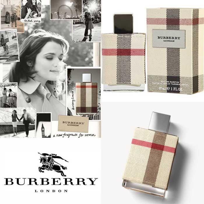 Lịch sử nước hoa Burberry London For Women
