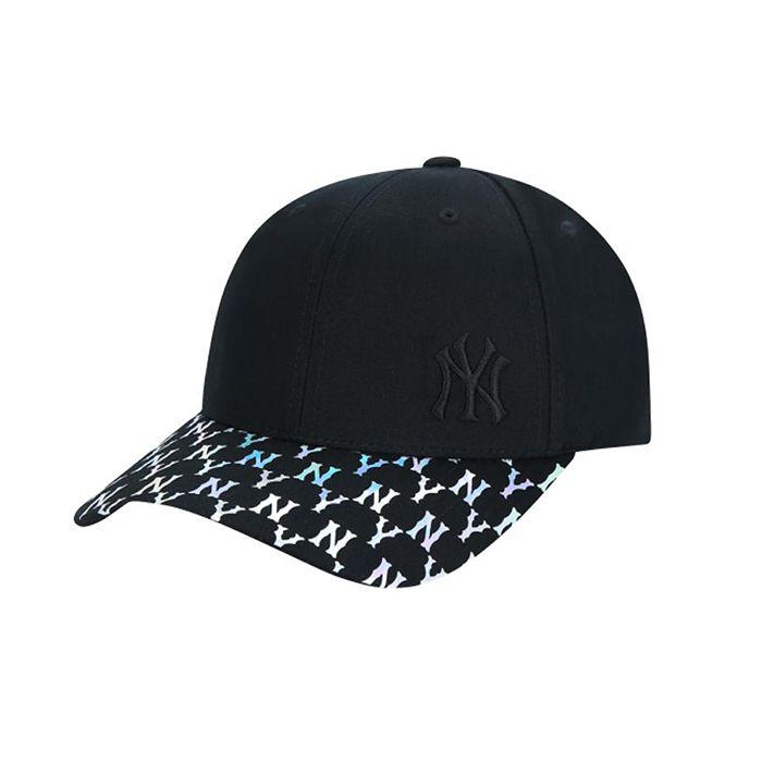Mô tả Mũ MLB Holomonogram Adjustable Cap New York Yankees Màu đen 1