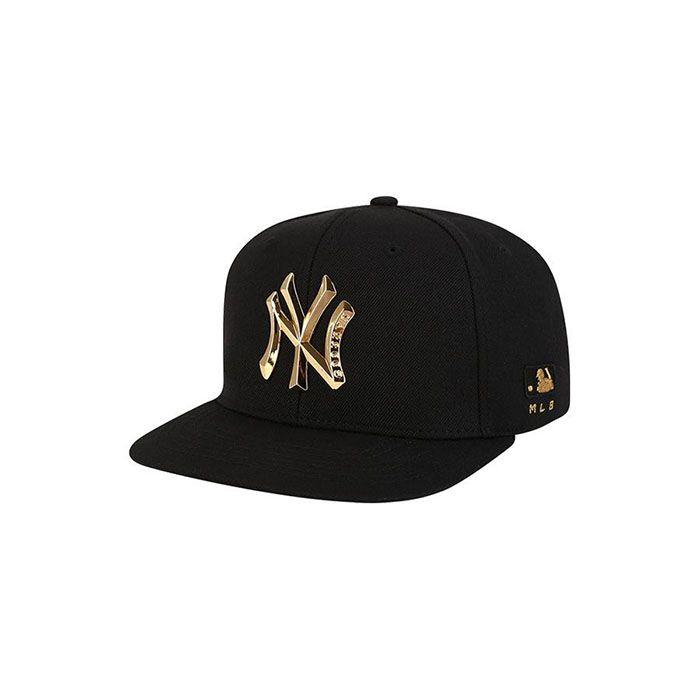 Đặc điểm nổi bật của Mũ MLB New York Yankees Metal One-Point màu đen