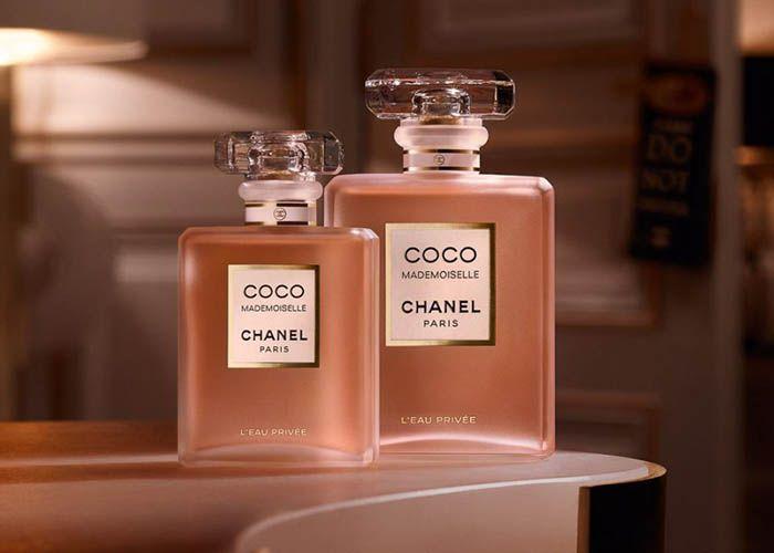 Mùi hương nước hoa Coco Mademoiselle L'Eau Privee Chanel bí ẩn, gợi cảm