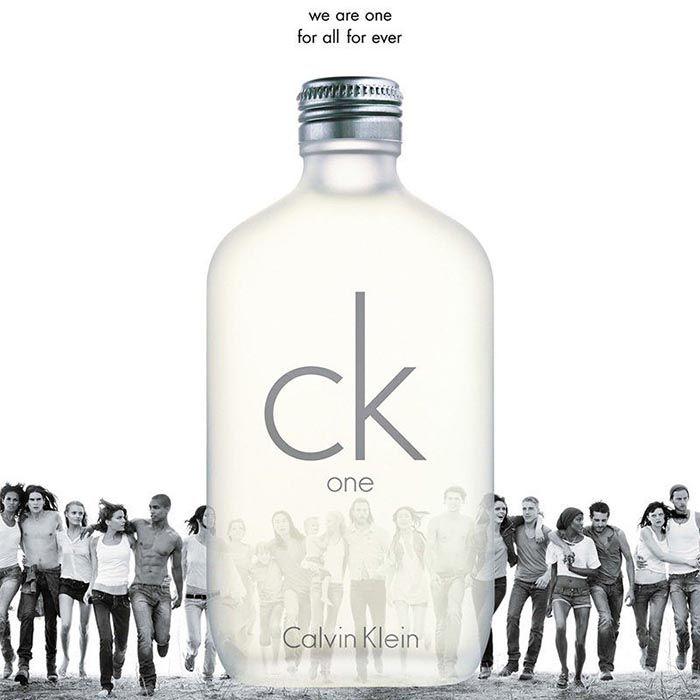Lịch sử nước hoa Calvin Klein CK One