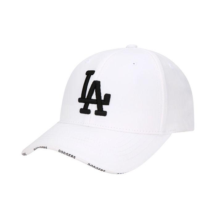 Đặc điểm Mũ MLB Coolfield Oreo LA Dodgers 32CPCZ011-07W màu trắng