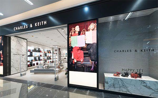 Giới thiệu về thương hiệu Charles & Keith