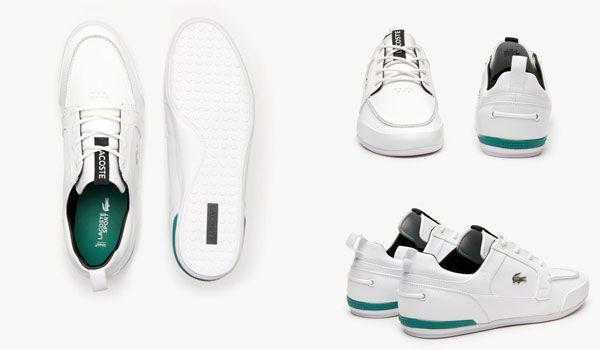 Đặc điểm nổi bật của Giày Lacoste Marina 319 màu trắng size 41
