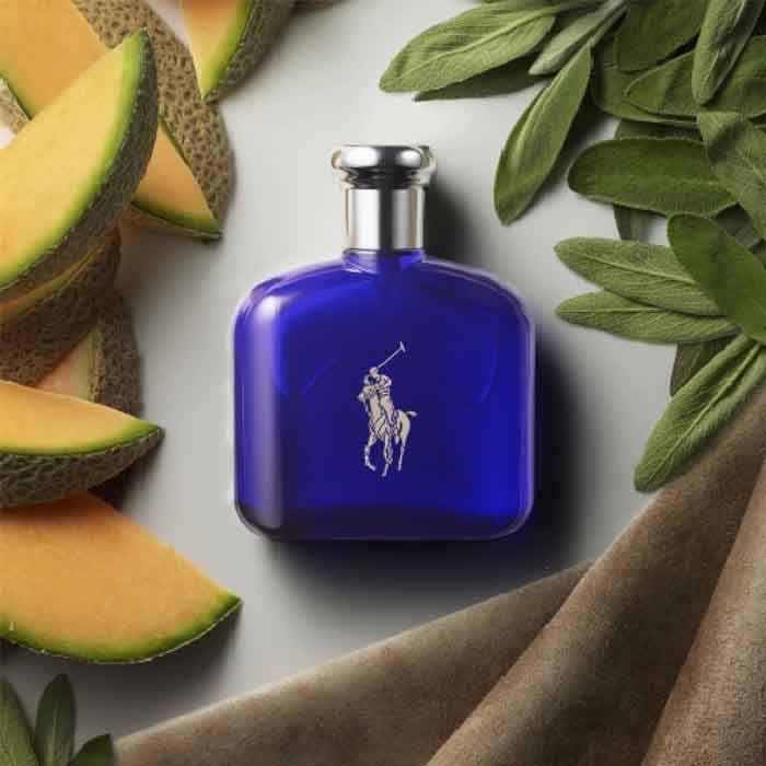 Mùi hương nước hoa Ralph Lauren Polo Blue mạnh mẽ, lịch lãm