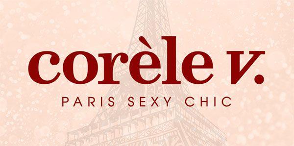 Giới thiệu thương hiệu Corele V. của Pháp