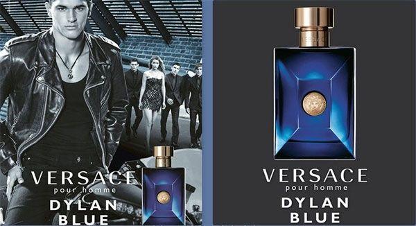 Lịch sử nước hoa Versace Pour Homme Dylan Blue