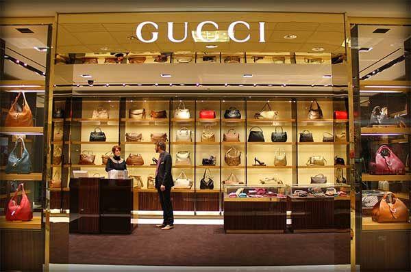 Giới thiệu thương hiệu Gucci