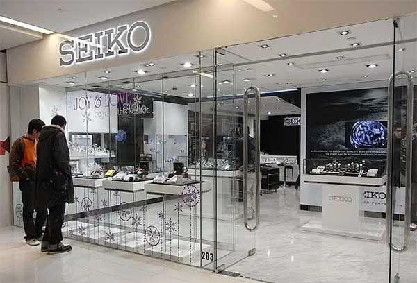 Đôi nét về thương hiệu Seiko
