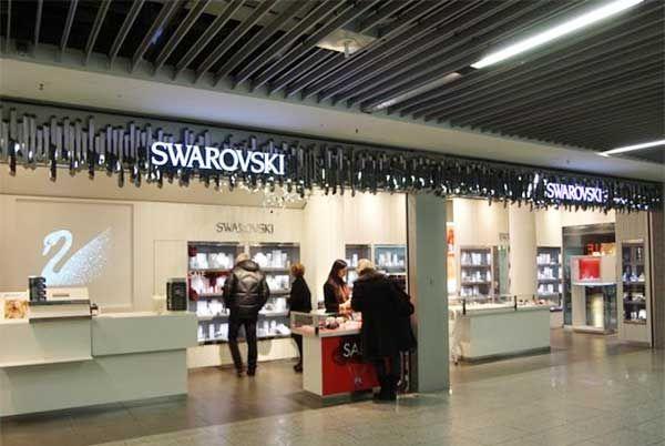 Giới thiệu về thương hiệu Swarovski