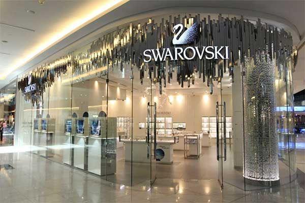 Giới thiệu thương hiệu Swarovski