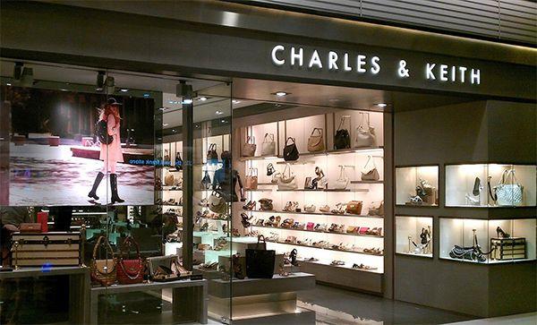 Đôi nét về thương hiệu Charles & Keith