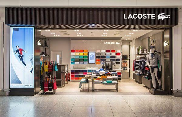 Giới thiệu Về thương hiệu Lacoste