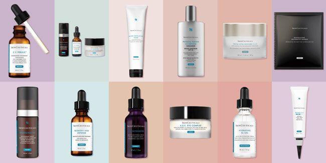Top 15 mỹ phẩm SkinCeuticals dưỡng da tốt nhất nên dùng