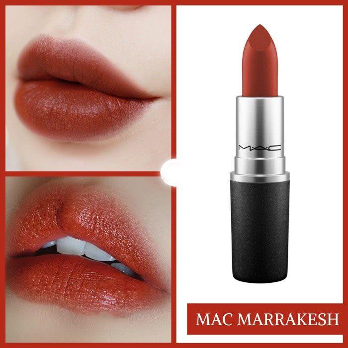 Màu Son Mac 646 Marrakesh Trầm ấm