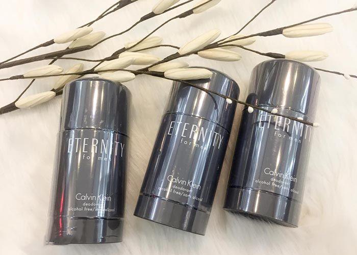 Ưu điểm của lăn khử mùi Calvin Klein Eternity For Men 75g