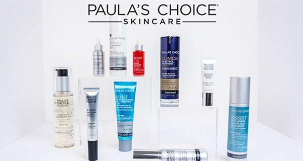 Top sản phẩm bán chạy của Paula's Choice