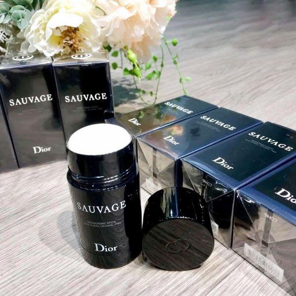 Đặc điểm lăn khử mùi Dior Sauvage Deodorant Stick For Men