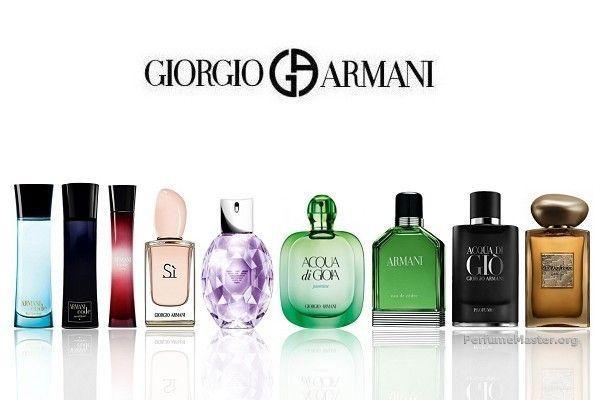 Nước hoa Giorgio Armani