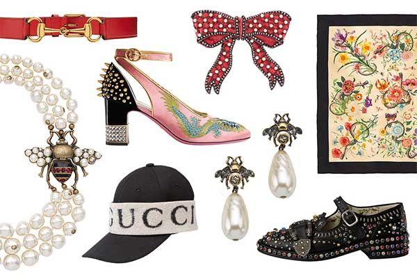 Phụ kiện thời trang Gucci cao cấp