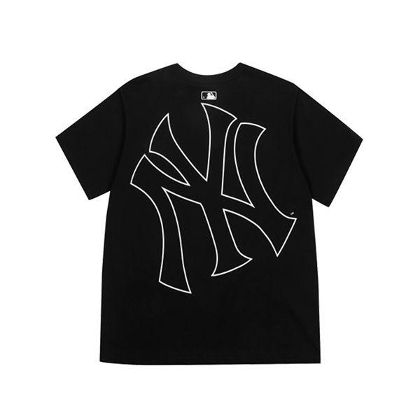 Đặc điểm Áo Phông MLB Overfit Logo Mega New York Yankees 31TS33131-50L Màu Đen Size S