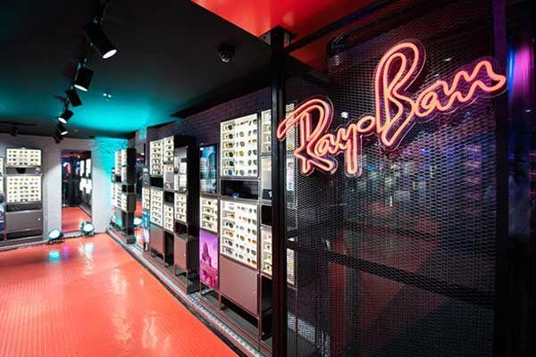 Giới thiệu về thương hiệu Rayban