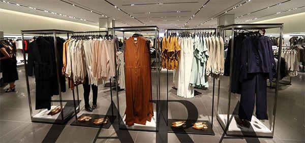 Giới thiệu Về thương hiệu Zara