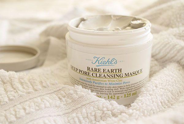 Thành phần Mặt Nạ Đất Sét Kiehl's Rare Earth Deep Pore Cleansing Masque 125ml