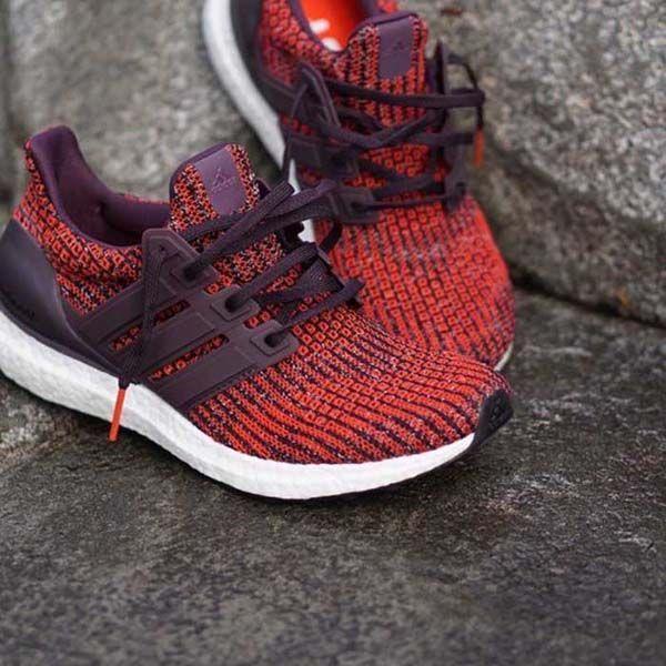 """Mua Giày Thể Thao Adidas Ultra Boost 4.0 """"Noble Red"""" Màu Đỏ - Adidas - Mua  tại Vua Hàng Hiệu h027728"""