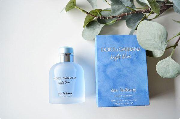 Mùi hương Nước Hoa Nam Dolce & Gabbana Light Blue Eau Intense Pour