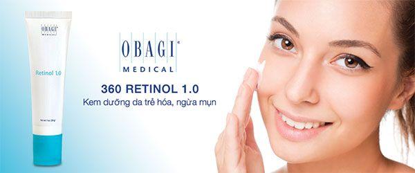 Kem dưỡng Obagi 360 Retinol 1%
