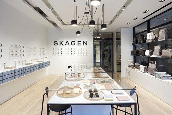 Giới thiệu Về thương hiệu Skagen