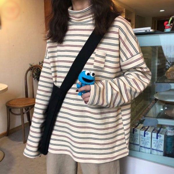 áo thun nữ form rộng dễ thương 10