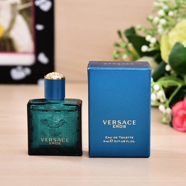 Thiết kế chai Versace Eros For Men 5ml