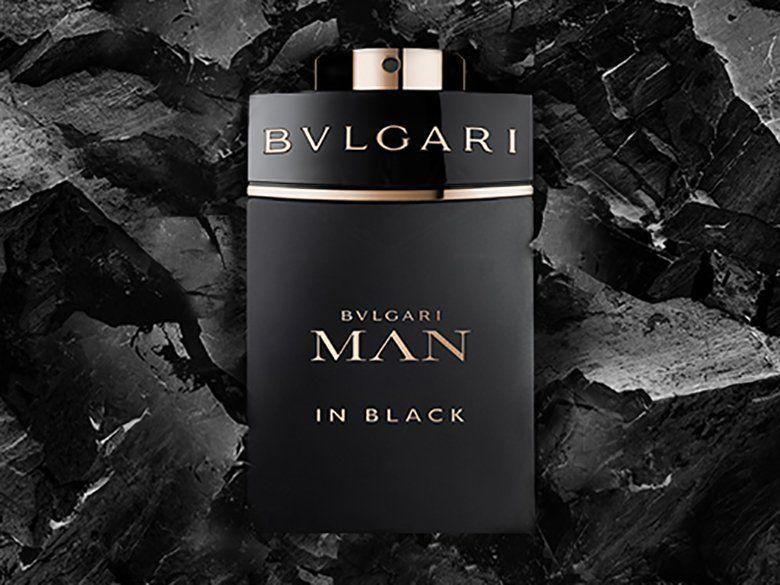 Mua Nước Hoa Bvlgari Man In Black 100ml Cho Nam, chai đen, Giá Tốt ảnh 1
