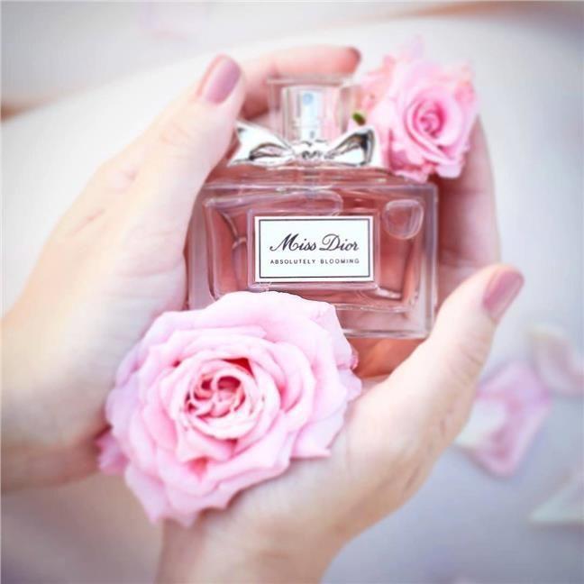 Mua Nước Hoa Miss Dior Absolutely Blooming 100ml cho Nữ, chai hồng, Giá tốt ảnh 3