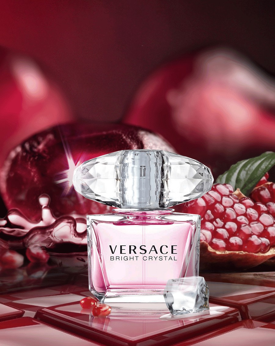 Nuoc Hoa Versace Bright Crystal 50ml anh 1