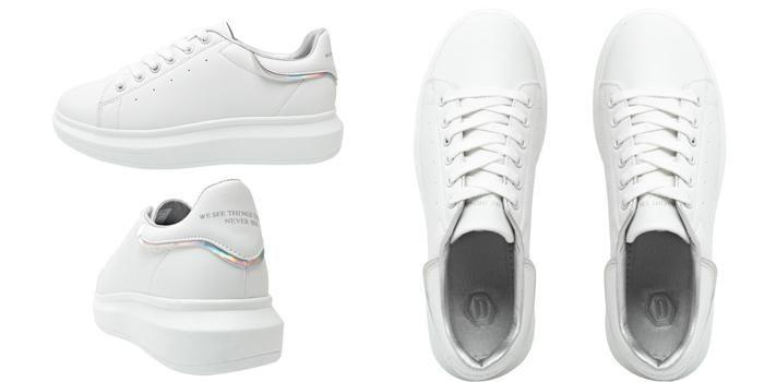 Giay Domba High Point Ps White/Prism H-9015 Mau Trang Size 39