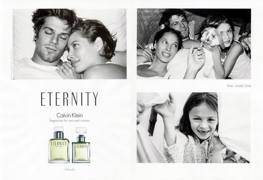 Nước Hoa Nam Calvin Klein Eternity For Men 100ml ảnh 2