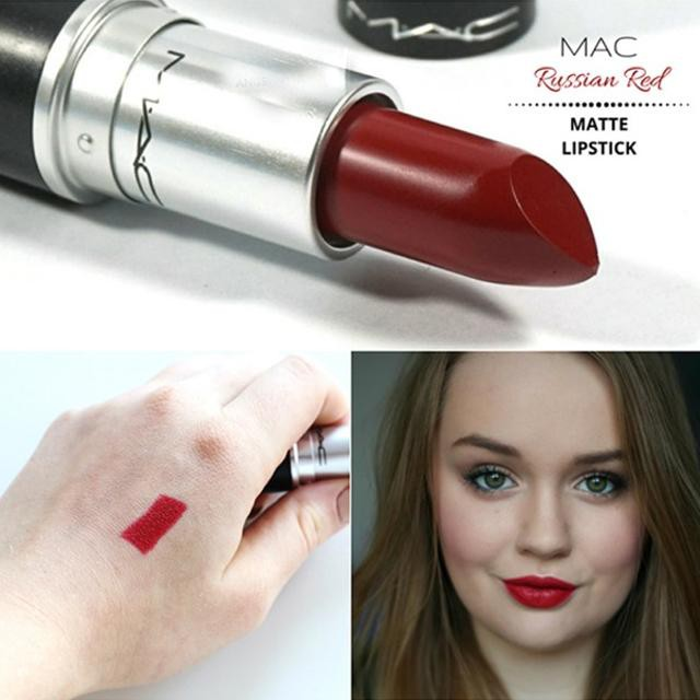 Chat Son Mac Russian Red mau do dat
