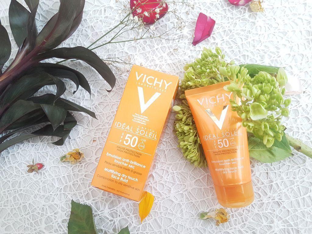 Kem chong nang vichy ideal soleil 50g